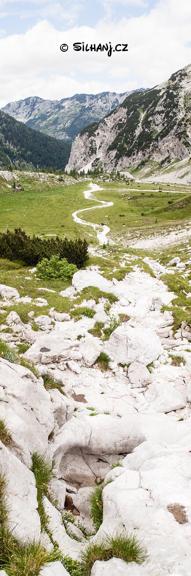 Kamenitá cesta